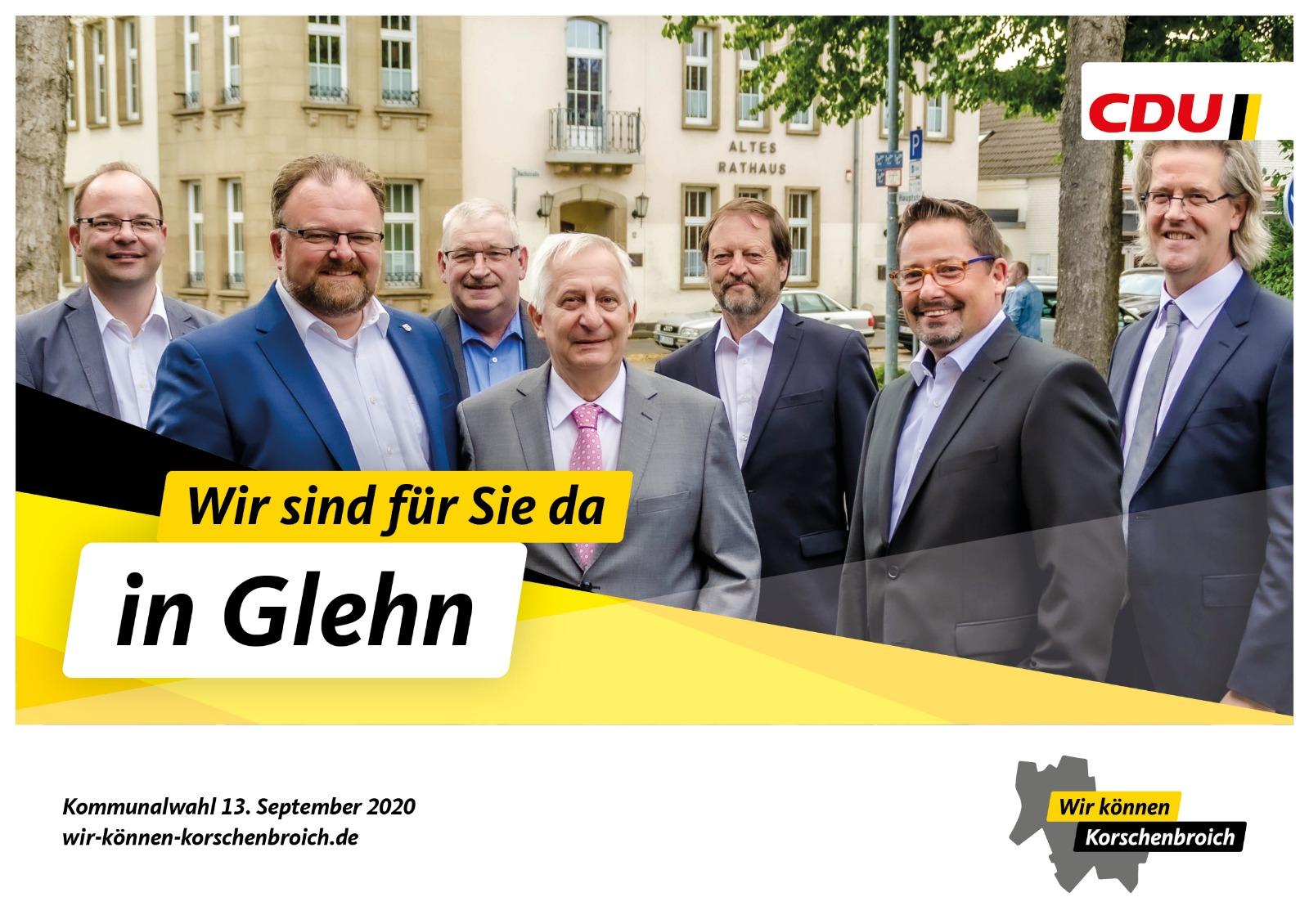 CDU in Glehn