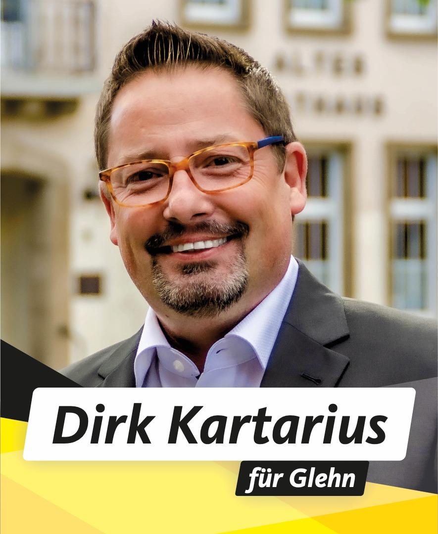 Dirk Kartarius für Sie im Stadtrat